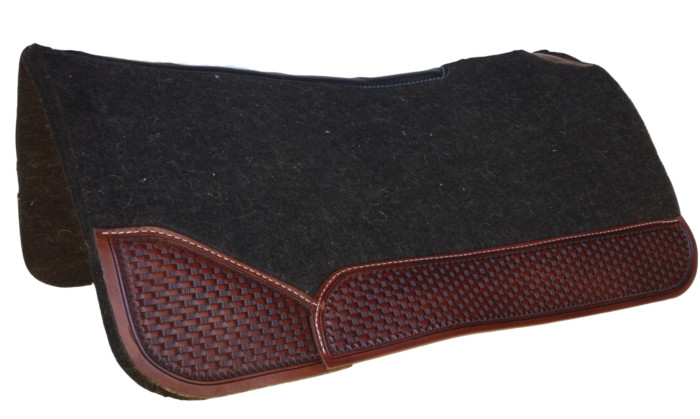 wool saddle pad liner