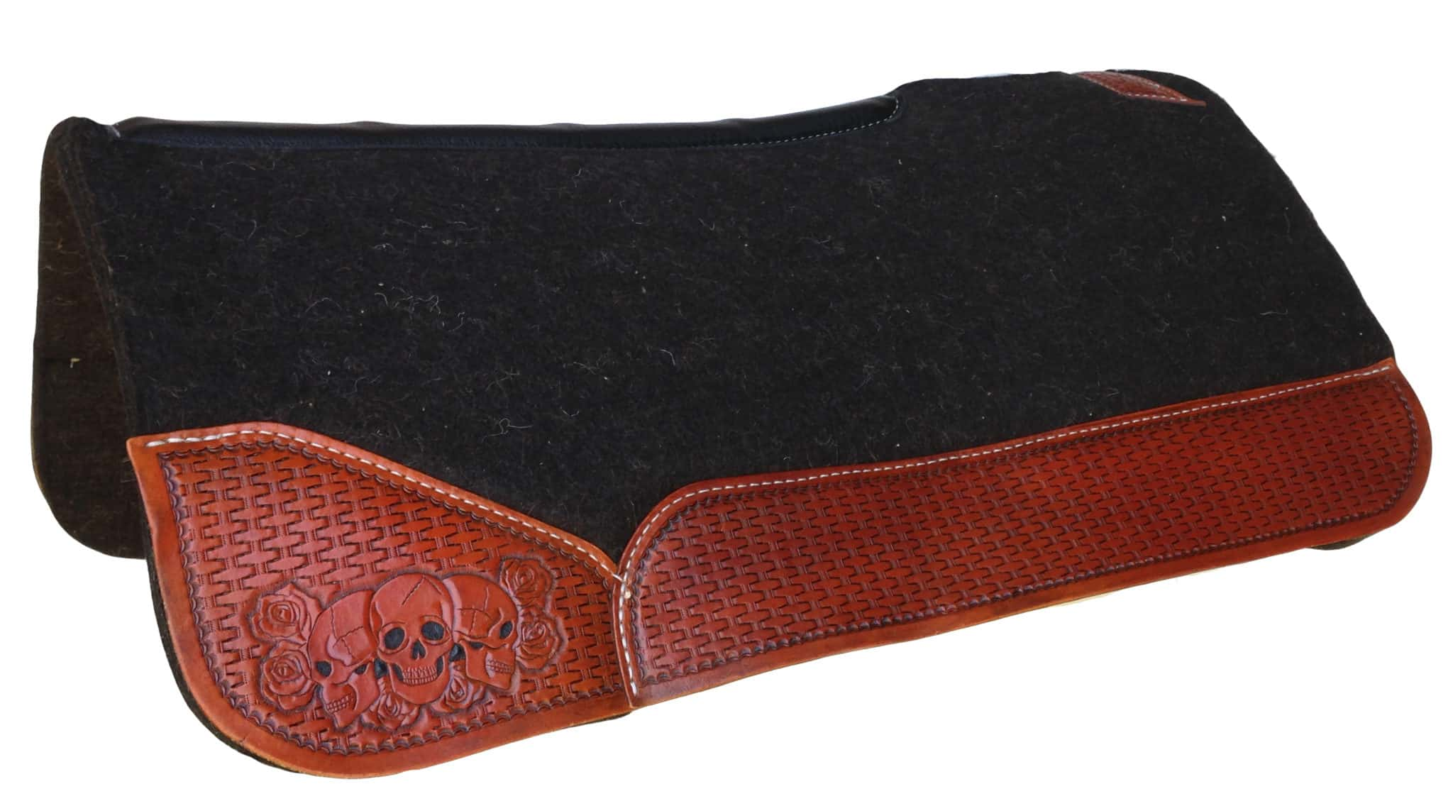 wool saddle pads for sale