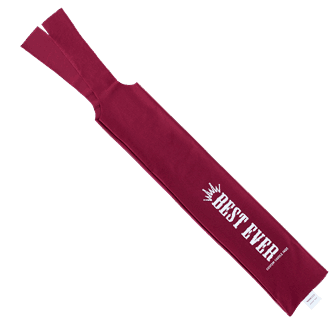 Maroon - Best Ever Horse Tail Bags