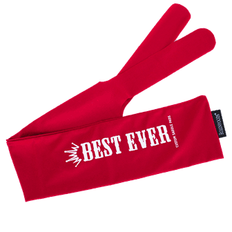 Red - Best Ever Horse Tail Bags