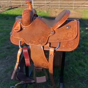 Jr Roper Saddle