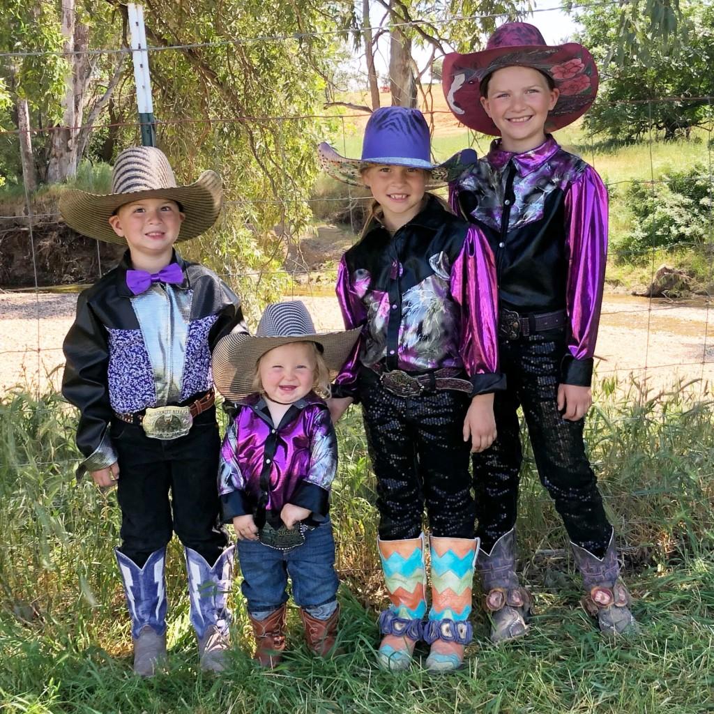 Star Bar R Rodeo Crew